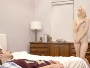Porno incesto com novinha virgem toda timida