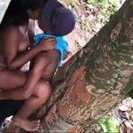 Irmãos da Bahia cairam na net fazendo sexo no meio do mato