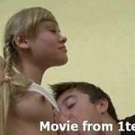 Cunhado fodendo novinha gostosa no video de incesto amador