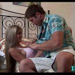 Cunhado dando um trato na cunhadinha novinha gostosa no incesto amador