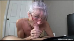 Incesto real avó coroa dos cabelos brancos boquete no neto
