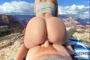 Xxx.videos de sexo espetacular com rabuda no alto da montanha
