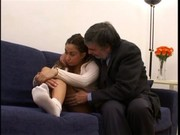 Incesto de papai com sua filha desobediente